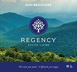 Regency Senior Living Mini Brochure