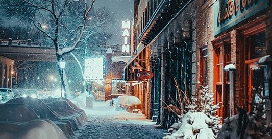 Winter safety