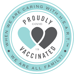 Regency Senior Living is a fully vaccinated facility